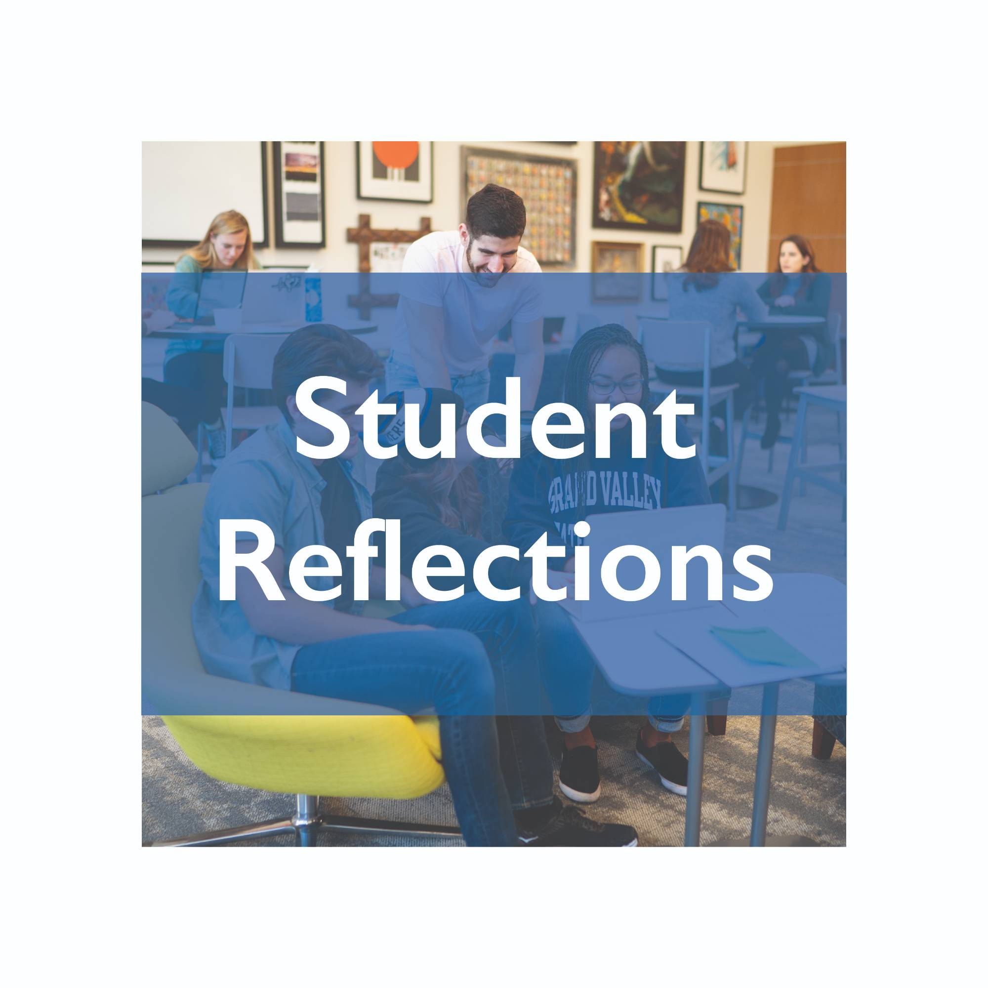Link to Student Reflections on Art Blog